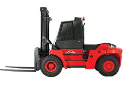 林德叉车-重型内燃叉车租赁